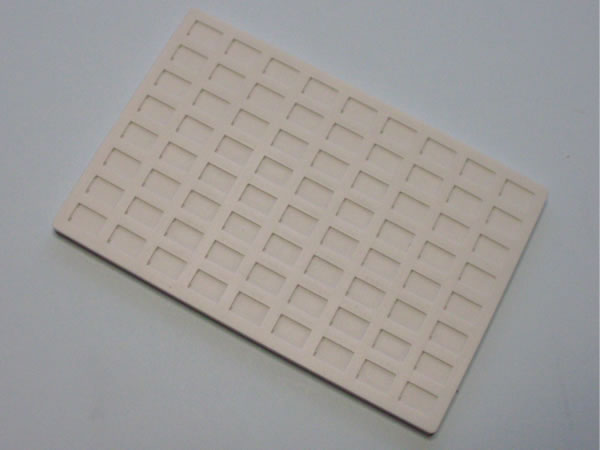 1 35 scale standard flat clay roof tiles mould 1350015 for Flat clay tile roof