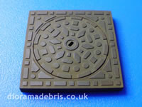 1:35 Scale French Manhole